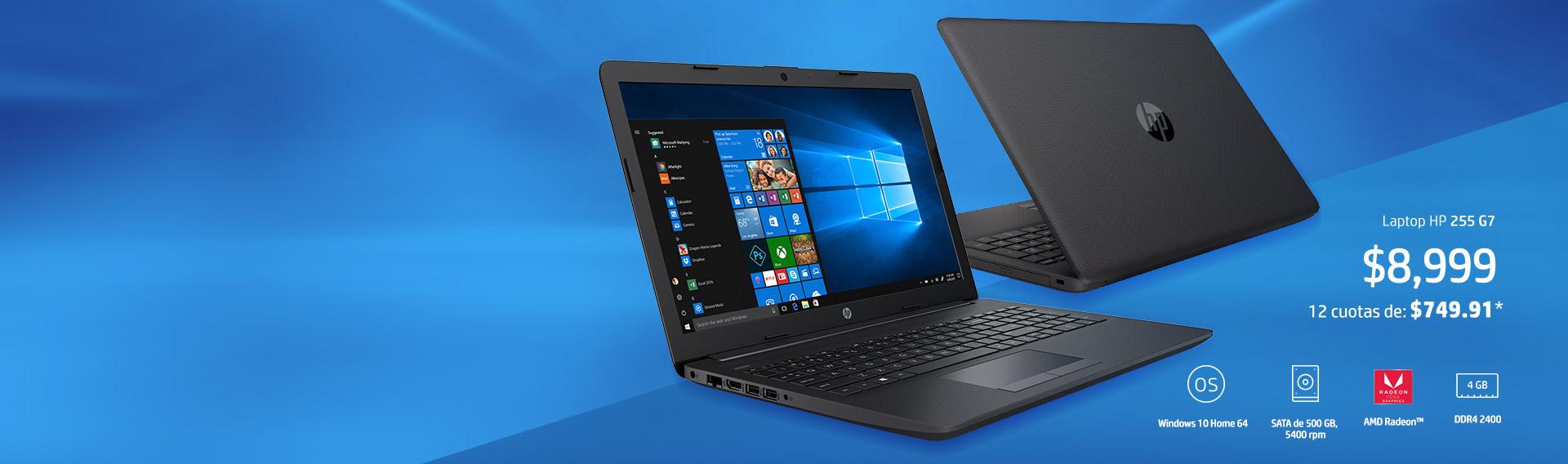 Laptop 255 G7 $8,999