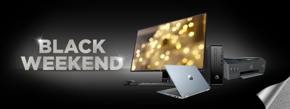 El Black Weekend 2020 de HP Online