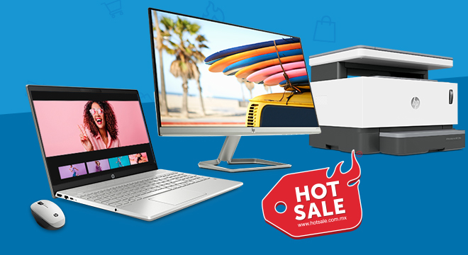 Ofertas del Hot Sale 2021 de HP Online México