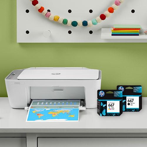Cartuchos de Tinta para Impresora Multifuncional HP Ink Advantage