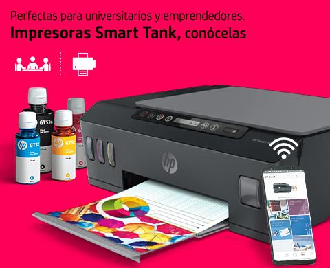 Impresoras con Tanque de Tinta