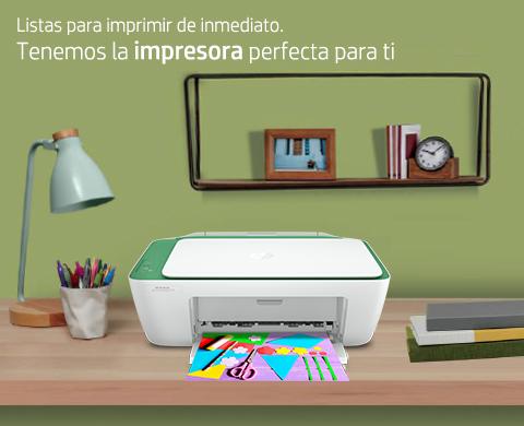 Impresoras HP para ti